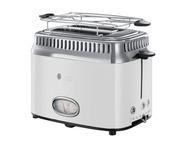 Russell Hobbs Toaster Retro Classic White 2168356