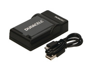 Duracell USB lader voor Canon NB-13L