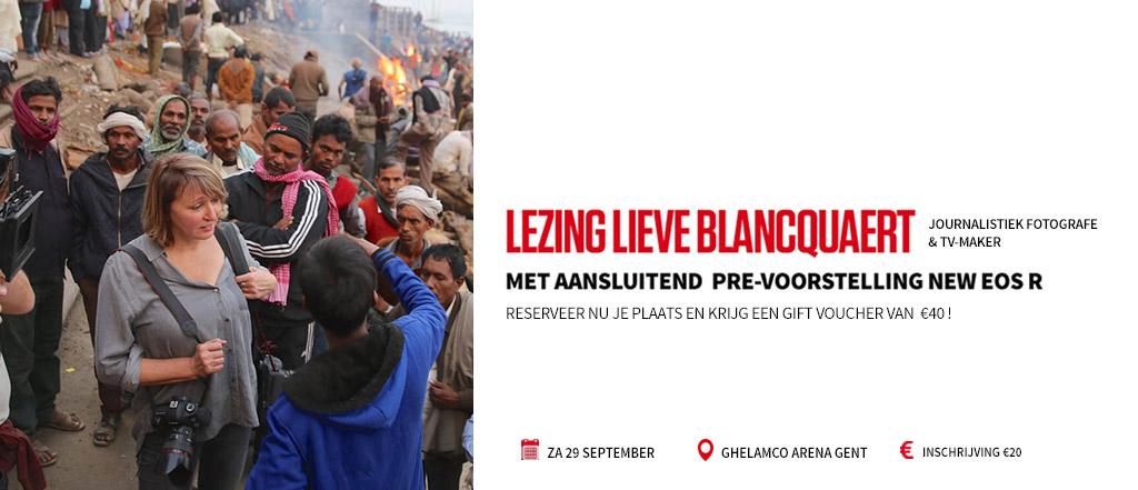 Lezing Lieve Blancquaert