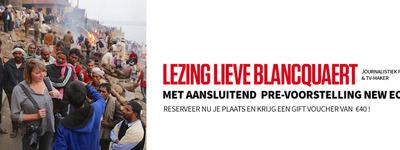 Lezing Lieve Blancquaert met aansluitend pre-voorstelling new EOS R