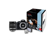 Canon EOS 2000D Body + 18-200mm + Peter Hadley Special Kit