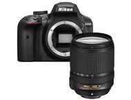 Nikon D3400 Body + 18-140 VR