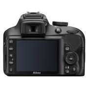 Nikon D3400 Body + AF-P 18-55VR + 16GB + Bag (4)