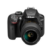 Nikon D3400 Body + AF-P 18-55VR + 16GB + Bag (2)