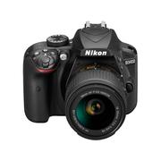 Nikon D3400 Body + AF-P 18-55VR + 16GB + Bag (2)
