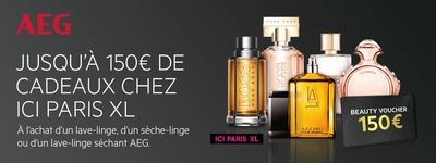 AEG - Cadeau ICI Paris XL