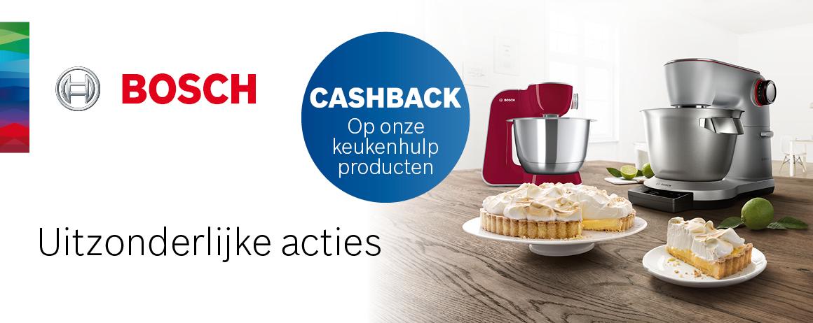 Bosch - Cashback keukenmachine