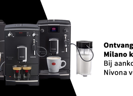 Nivona - Gratis 5kg koffie