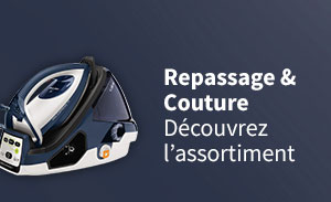 Repassage  Couture