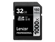 Lexar SDHC Professional UHS-II 1000x 32GB
