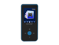 Denver MPEG-4, MP3, WMA BT Speler MPG-4084BT Blue
