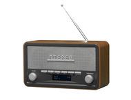 Denver DAB+/FM Radio Hout Kabinet DAB-18