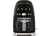 Smeg Koffiezet Zwart DCF01BLEU