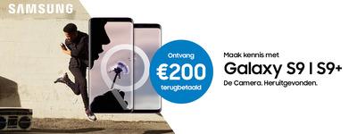 Samsung - Galaxy S9 Cashback