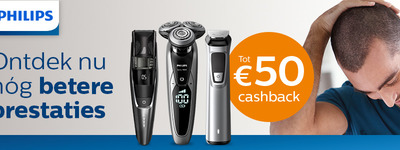 Philips - Grooming  Cashback