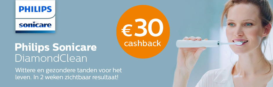 Philips - Sonicare Cashback