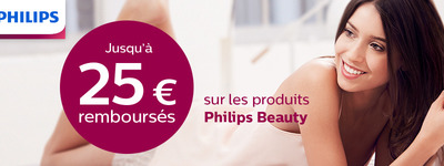 Philips - Cashback Beauty