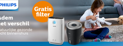 Philips - Gratis Filter