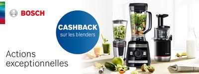 Bosch - Liquid Health CashBack