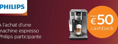 Philips - Cashback Espresso
