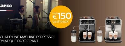 Saeco -  Cashback Espresso