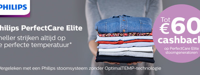 Philips - Garment Care cashback