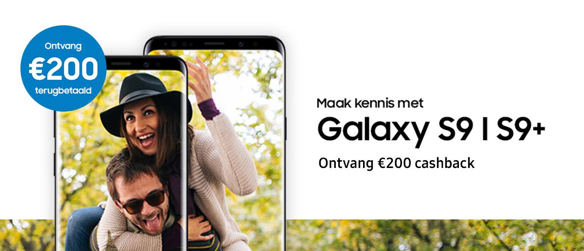 Galaxy S9 cashback