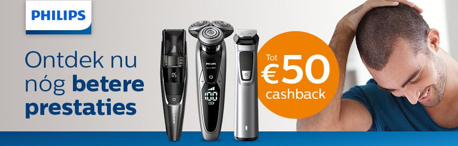 Philips - Grooming Cashback