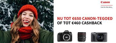 Canon - Winter Pro Cashback