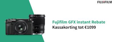 Fuji - GFX Instant Rebate