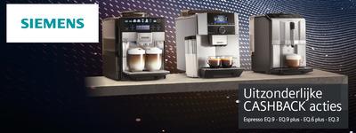Siemens - Tot €250,- retour