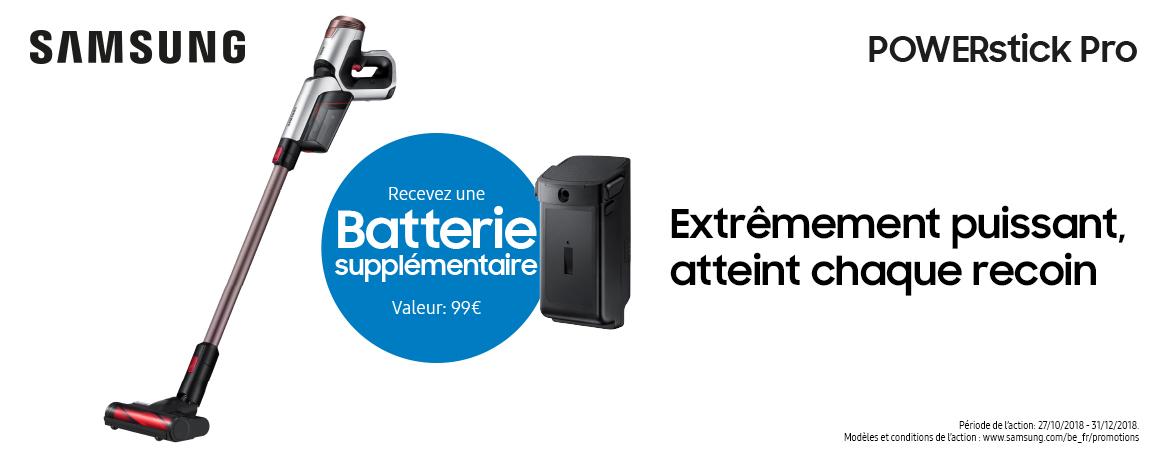 Samsung - Batterie supplémentaire