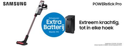 Samsung - Gratis batterij