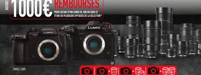 Panasonic - Lumix Cashback