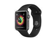 Apple Watch S3 42 SG AL BLK SP GPS-ZDD
