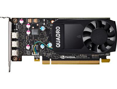 HP Nvidia Quadro P2000 5GB 4xDP