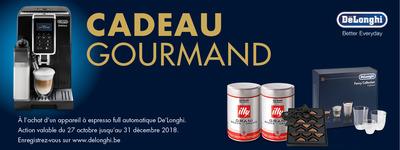 Delonghi - Cadeau Gourmand