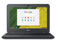 Acer 11.6HD IPS Chromebook 11 N3060 2GB 16GB OS Chrome Grey