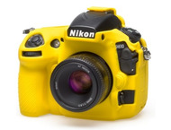 Easycover bodycover for Nikon D810 Yellow