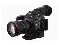 Canon C100 II EF 24-105mm II