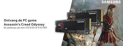 Samsung - 970 EVO/PRO Actie