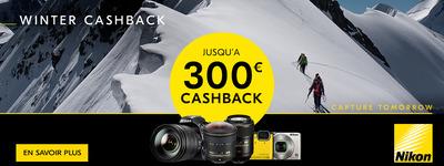 Nikon - Cashback dhiver