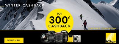 Nikon - Winter Cashback