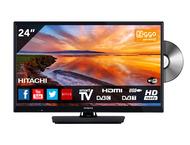 Hitachi HITACHI LED TV DVD 24 /61CM, SMART, WIFI, 24HB4J65