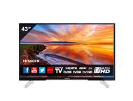 Hitachi HITACHI UHD D LED TV 43/110CM, SMART, WIFI, 43HK6W6