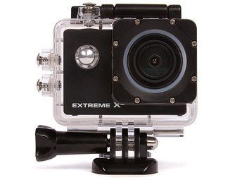 Nikkei Action Camera 720P Zwart EXTREMEX2