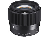 Sigma 56mm F1.4 DC DN Sony E-mount