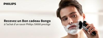 Philips - Bon cadeau Bongo