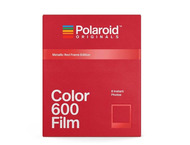 Polaroid Metallic Red frame instant film for 600