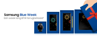 Samsung - Blue Week!